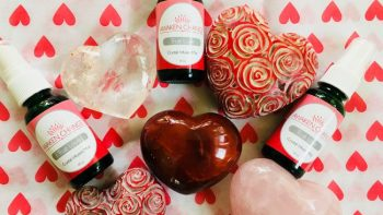 valentine's day love spray