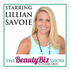 Lillian Savoie Podcast Interview with Lori Crete